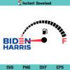 Biden Harris Empty SVG, Biden Harris Running On E SVG, Biden Harris Empty SVG Cut File, Biden Harris SVG, Empty SVG, Running On E SVG, Biden Harris Empty, Running On E, SVG, PNG, DXF, Cricut, Cut File