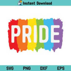 Pride SVG, Pride SVG File, LGBT Pride SVG, Gay Pride, LGBT, Lesbian SVG, LGBT SVG, LGBT Pride, Gay Pride, Pride, SVG, PNG, DXF, Cricut, Cut File