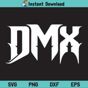 DMX SVG, DMX SVG File, DMX SVG Design, DMX PNG, DMX DXF, DMX Cricut, DMX Cut File, DMX Clipart, DMX Silhouette, DMX Instant Download