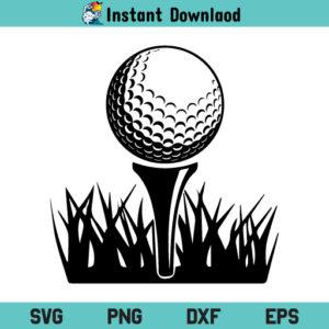 Golf Ball SVG, Golf SVG, Golf Ball SVG Cut File, Golf Ball Files for Cricut, Golf Ball Cut Files For Silhouette, Golf Ball, PNG, DXF