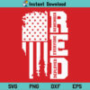 Remember Everyone Deployed US Flag SVG, Remember Everyone Deployed SVG, US Flag SVG, Amerian Flag SVG, Flag SVG, Remember Everyone Deployed American Flag SVG, RED Friday SVG, Military SVG, PNG, DXF, Cricut, Cut File