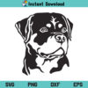 Rottweiler Dog SVG, Rottweiler Dog SVG File, Rottweiler SVG, Dog SVG, Rottweiler Dog SVG Design, Rottweiler Dog Files For Cricut, Rottweiler Dog Cut Files For Silhouette, Rottweiler Dog, Rottweiler, SVG, PNG, DXF